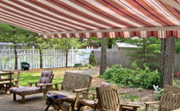 Retractable Awnings Top Quality Deck And Patio Awnings